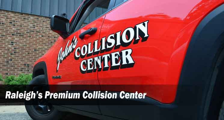 Local Auto Body Shops | Collision Repair Raleigh NC