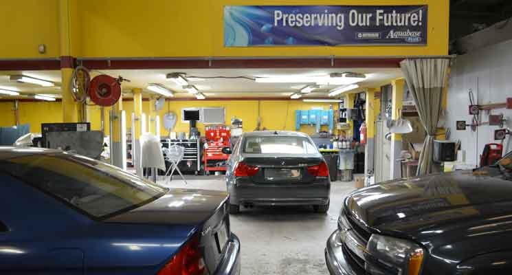 Free Collision Repair Estimates