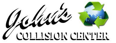 Johns Collision Repair Shop Raleigh Logo